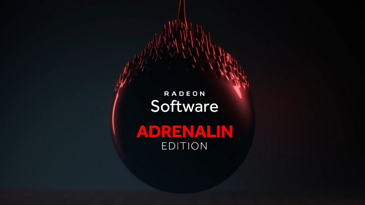 AMD software problems