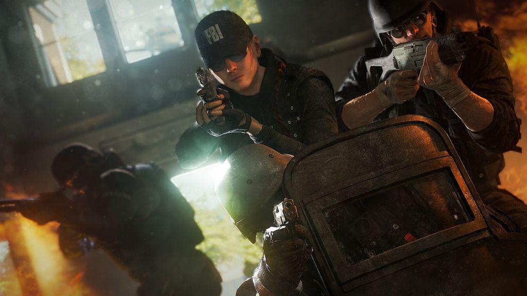 Gamingowy newsroom - Tom Clancy's Rainbow Six: Siege darmowy weekend