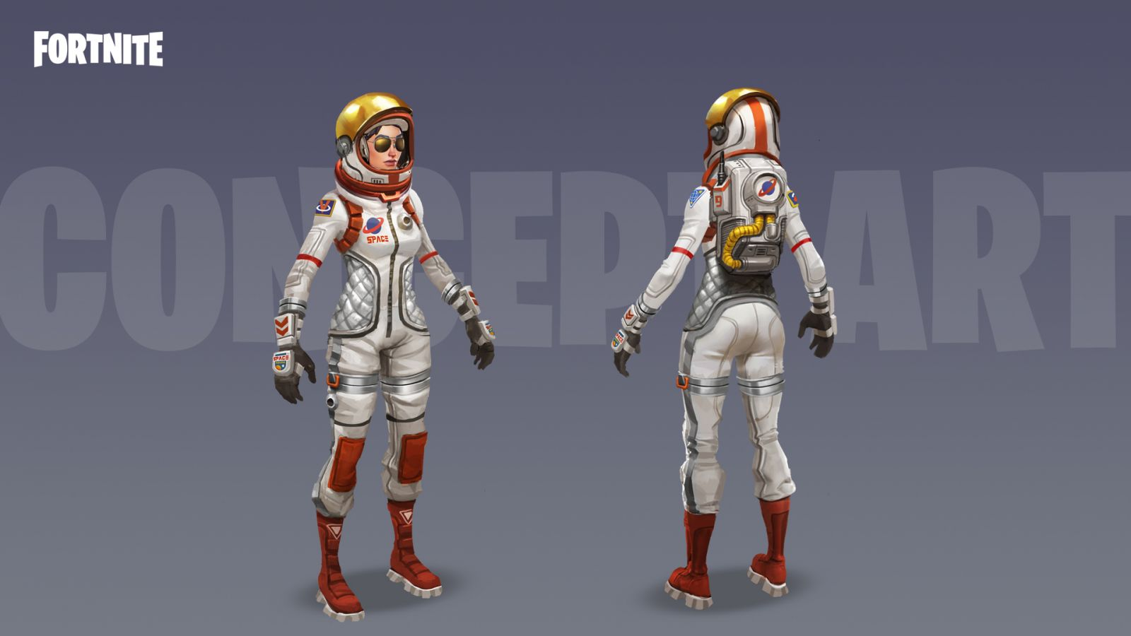 Fortnite Spacesuit