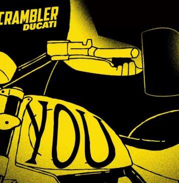 Custom Rumble Ducati Scramble