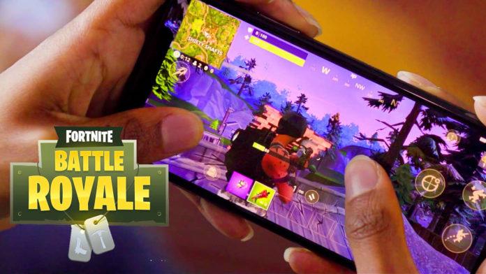 Trailer mobilny i C4 - Fortnite