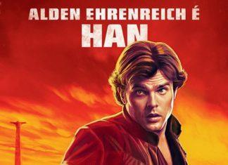 plagiat plakatów Han Solo