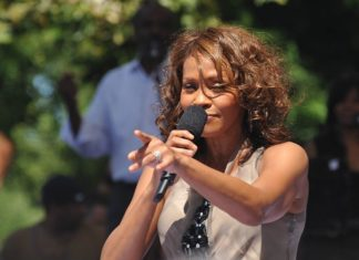 Dokument o Whitney Houston wchodzi do kin