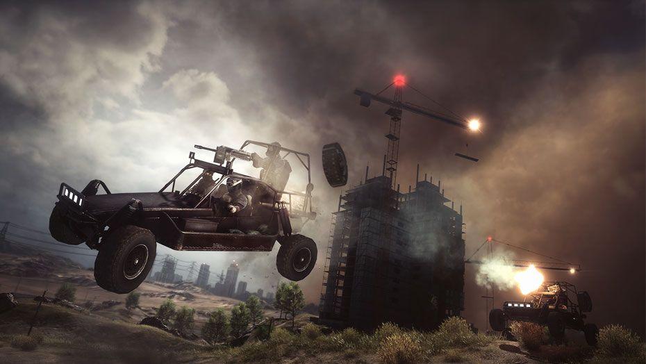 Battlefield 4 Drugie Starcie
