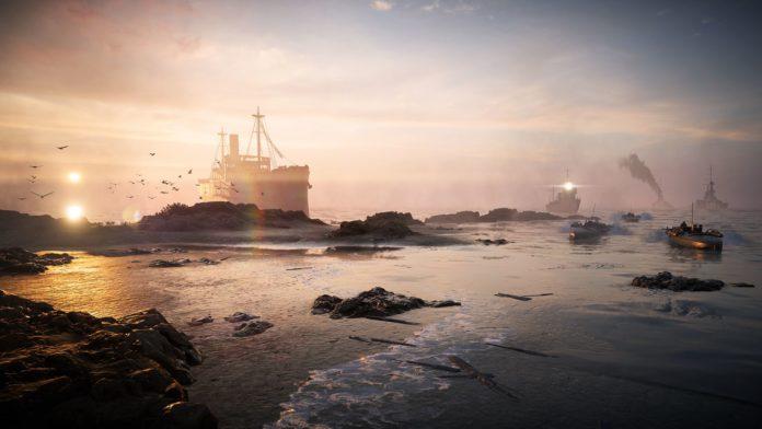 Battlefield 1 Niespokojne Wody
