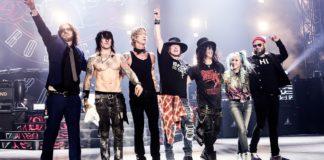 Guns N'Roses w Polsce