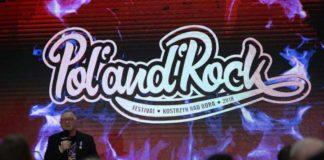 Rozpiska koncertów, wydarzeń i spotkań na Pol'and'Rock Festival 2018