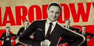 Piosenka obrażająca Andrzeja Dudę