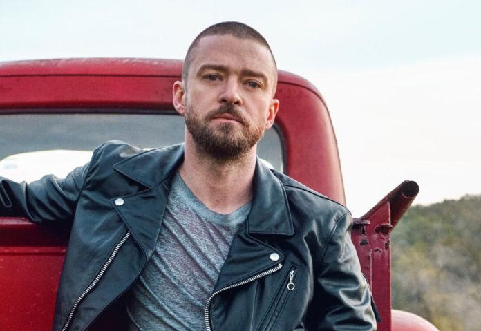 książka Justina Timberlake'a