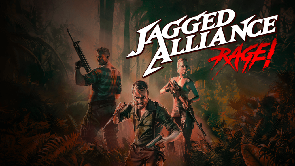 Jagged Aliance: Rage