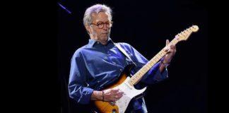 Nowy projekt muzyczny Erica Claptona