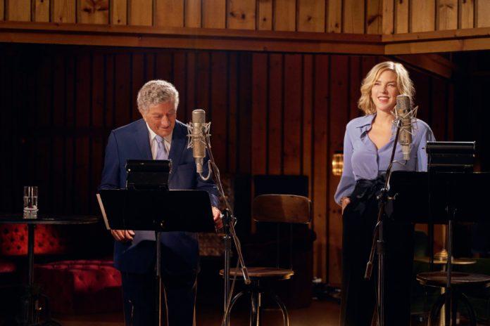 Tony Bennett i Diana Krall