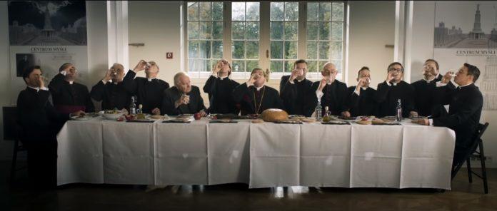 Filmy o księżach