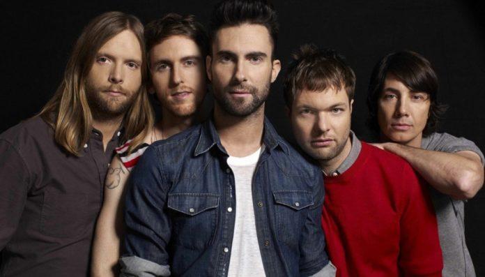 Maroon 5 zagra w Polsce