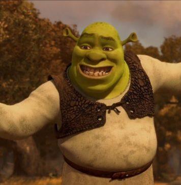 Fot. Kadr z filmu Shrek Trzeci