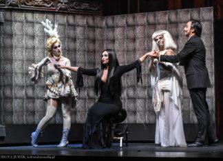 """Próba medialna """"Rodziny Addamsów"""" w Teatrze Syrena [fotorelacja]"""