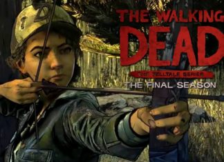 The Walking Dead The Final Season Epizod 1