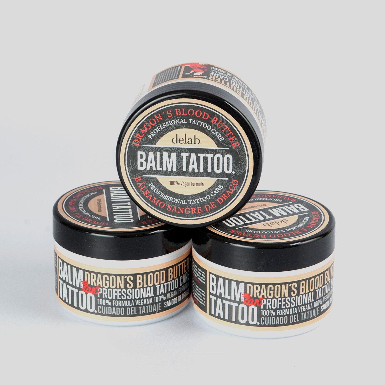 Jeśli chodzi o świeży tatuaż i jego pielęgnacje, to Balm Tattoo jest zdecydowanym numerem jeden!