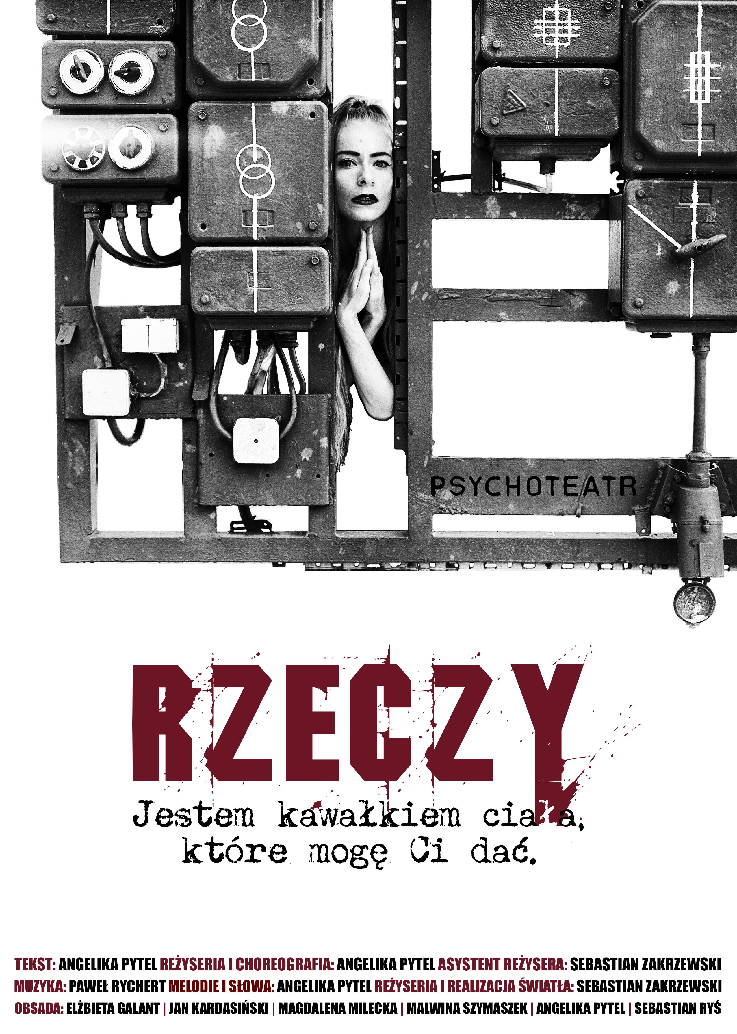"""Wrocławski PSYCHOTEATR zaprasza na premierę spektaklu """"Rzeczy"""" [ZAPOWIEDŹ]"""