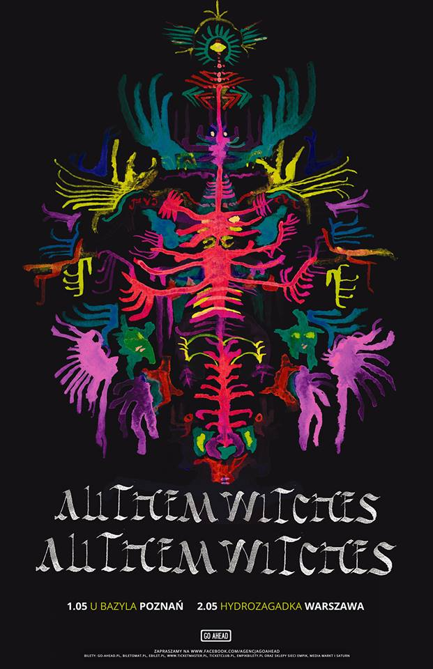All Them Witches na dwóch koncertach w Polsce