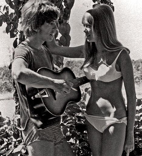 Pattie Boyd i Harrison
