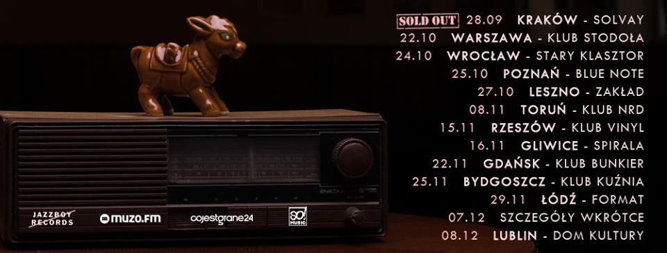 Sonbird z kolejnym koncertem w Toruniu