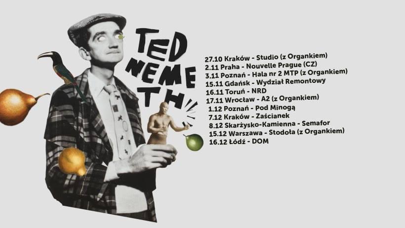 Ted Nemeth i The Cassino