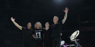 Metallica pomaga walczyć z pożarami