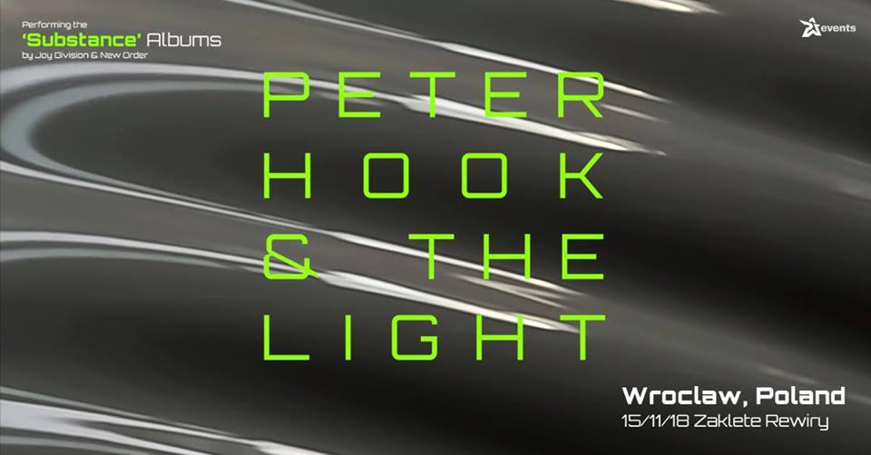 Peter Hook & The Light w Polsce