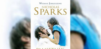 książki Nicholasa Sparksa