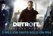 Detroit: Become Human 2 mln