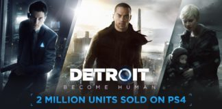 Detroit: Become Human 2 mln