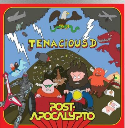 Najlepsze płytowe prezenty pod choinkę - Tenacious D