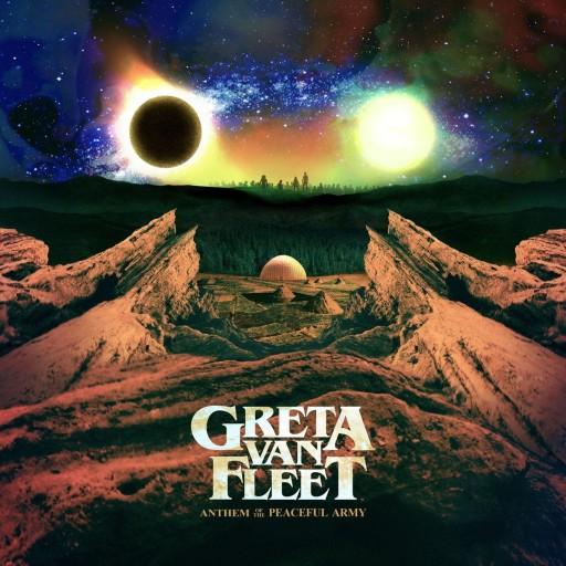 Najlepsze płytowe prezenty pod choinke - Greta Van Fleet