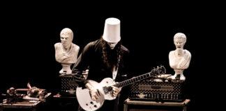 Buckethead ogłasza trasę koncertową