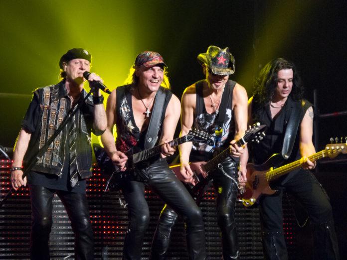 Scorpions w Polsce