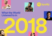 Spotify podsumowało rok 2018