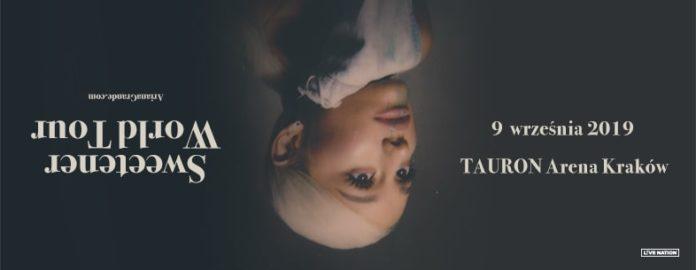 Ariana Grande w Krakowie – jak zdobyć ostatnie bilety?