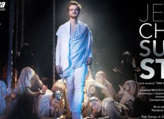 Jesusi Christ Superstar / Materiały prasowe Teatru Rampa