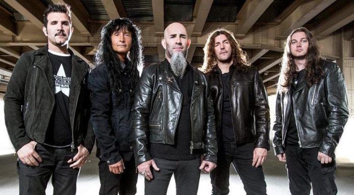 Anthrax powraca do Polski!