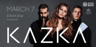 KAZKA - popularny ukraiński zespół zagra w Krakowie!
