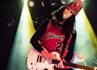 Buckethead rozszerza tegoroczną trasę koncertową