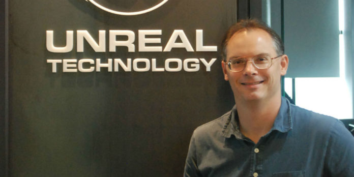 Epic Games Tim Sweeney