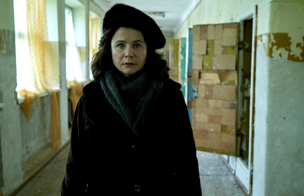 Emily Watson jako Ulana Khomyuk