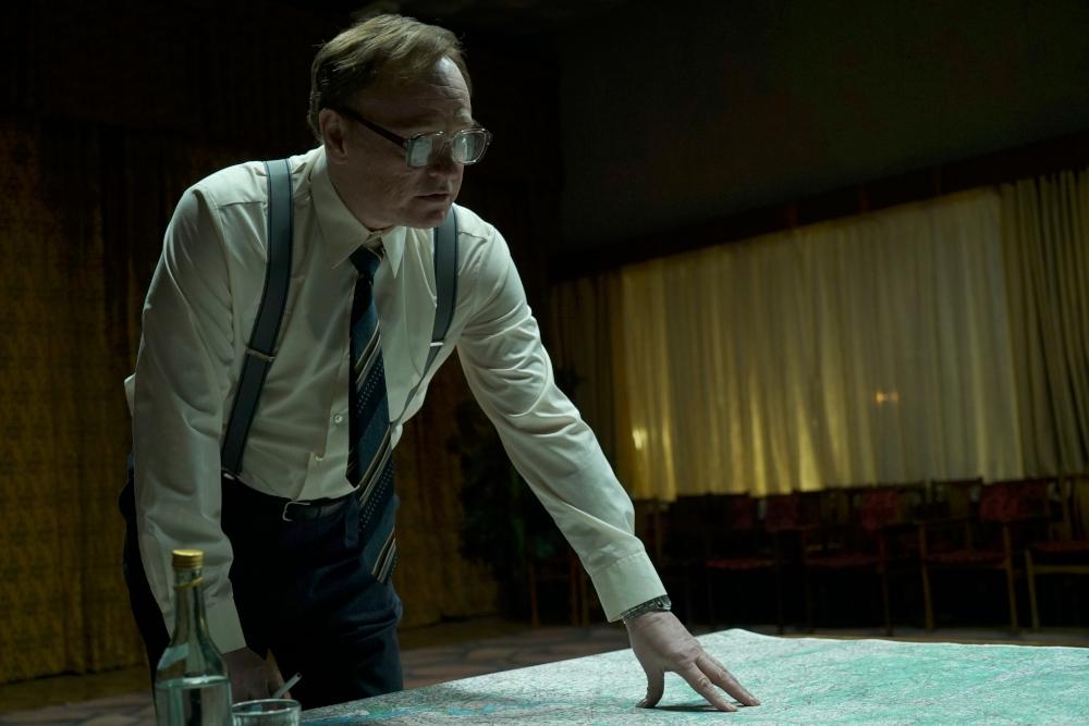 Jared Harris jako Valery Legasov