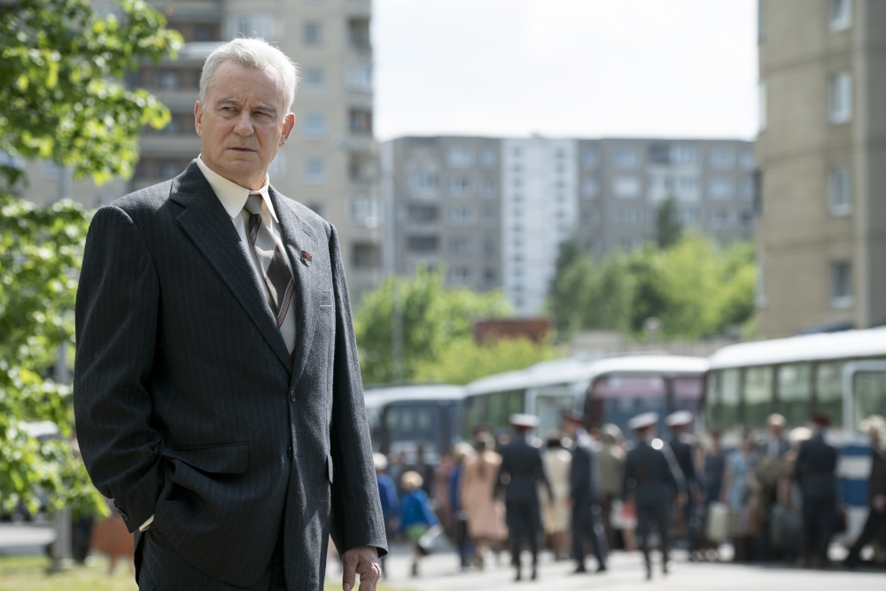 Stellan Skarsgard jako Borys Szczerbina