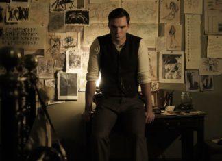 """Nicholas Hoult jako tytułowy """"Tolkien"""""""