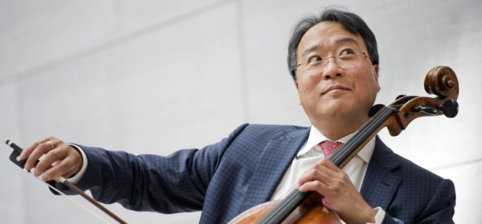 Yo-Yo Ma Bach Project