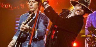 Izzy Stradlin miał wrócić do Guns N' Roses?