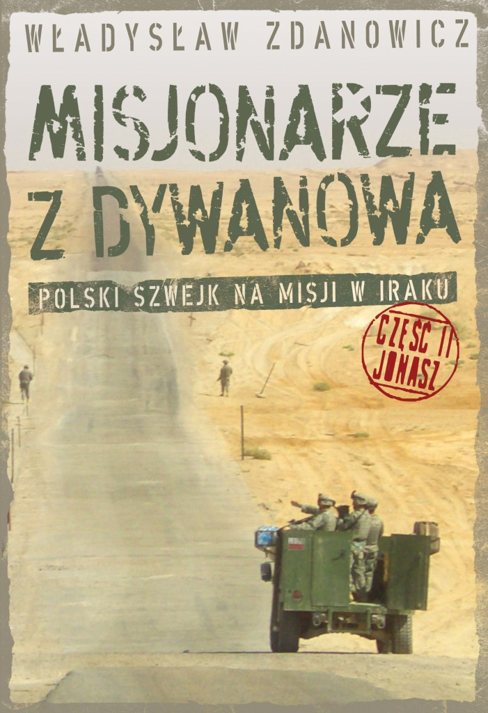Misjonarze z Dywanowa - Jonasz